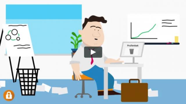 Security awareness video's | Informatievernietiging | BeveiligMij.nl