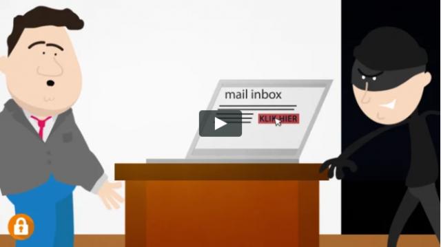 Security awareness video's | Veilig e-mailen | BeveiligMij.nl