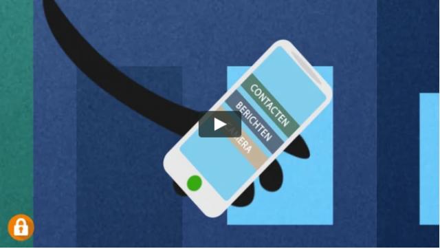Security awareness video's | Veilig mobiel | BeveiligMij.nl
