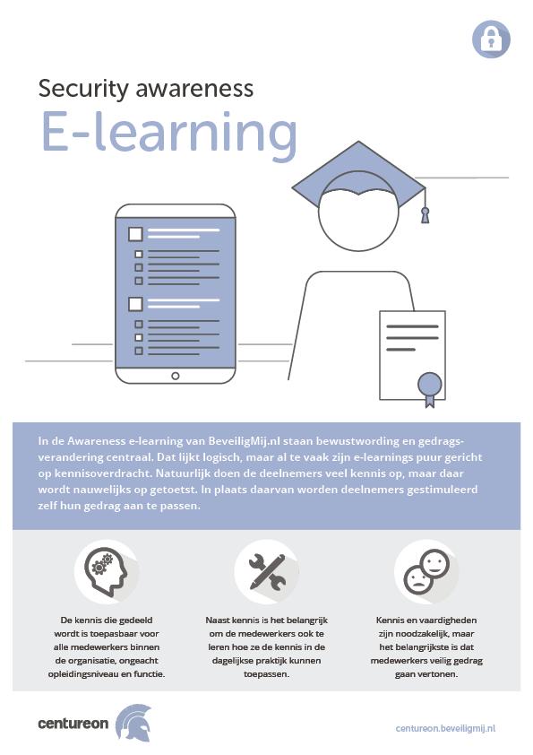 CENTUREON | Security awareness e-learning