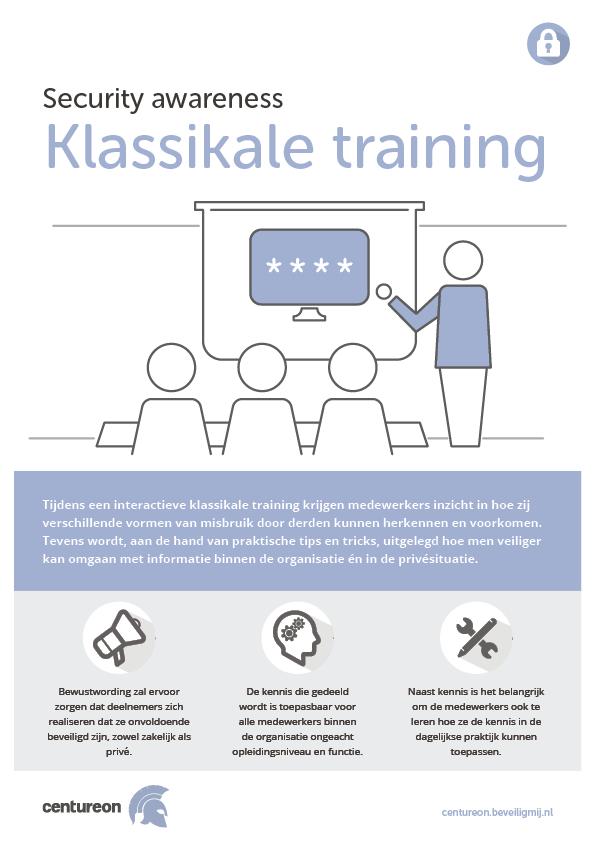 CENTUREON | Security awareness training
