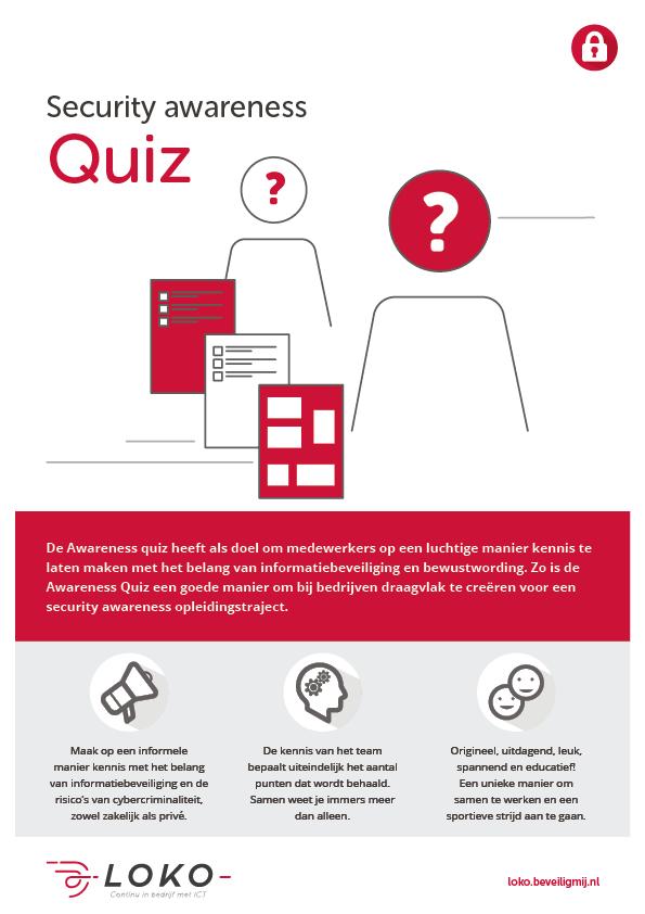 LOKO | Security awareness Quiz